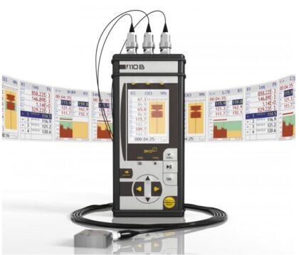 Виброметр-анализатор спектра ЭКОФИЗИКА-111В с поверкой
