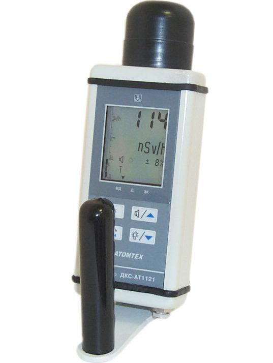 ДКС-АТ1121 дозиметр рентгеновского и гамма излучений