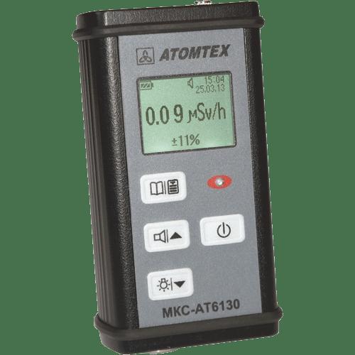МКС-АТ6130 дозиметр и радиометр