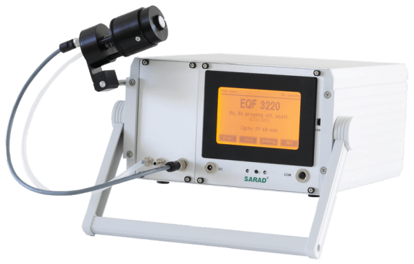 EQF 3220 – радиометр радона Германский