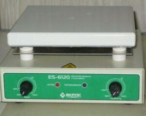 ES-6120 - Магнитная мешалка с подогревом