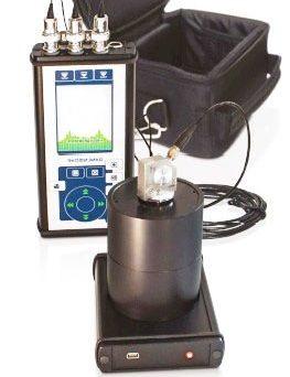 Прибор для проверки виброметров КВ-160