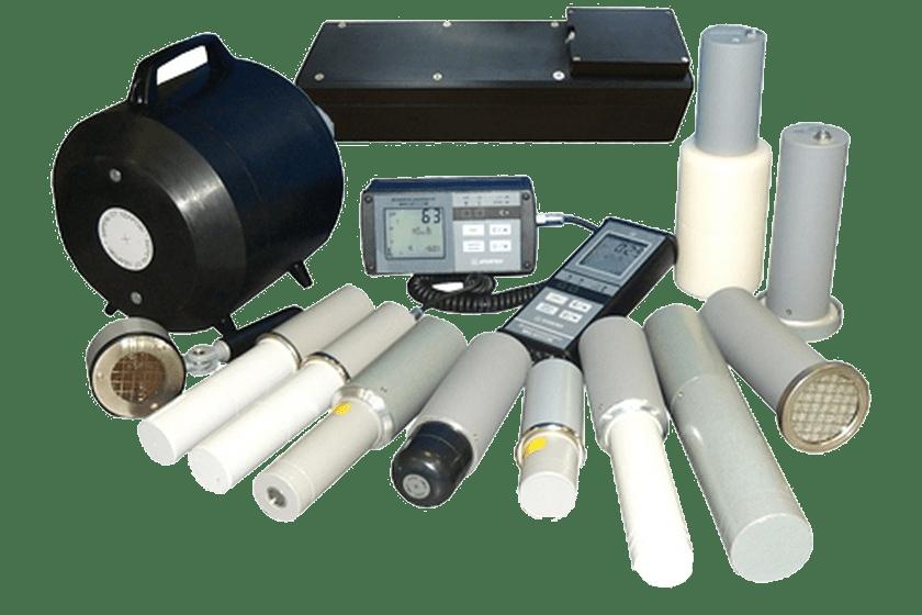 Дозиметры и радиометры