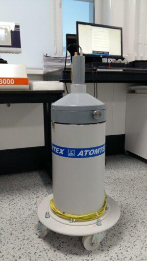 Спектрометры бета-излучения