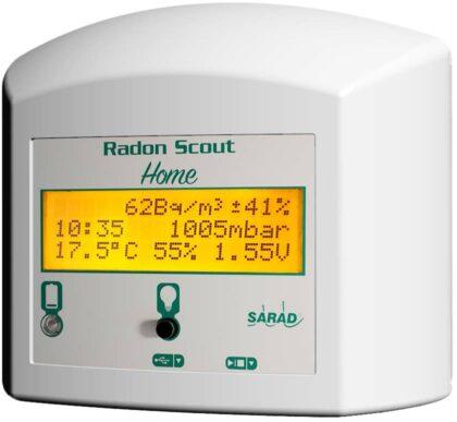 Radon Scout Home - Радиометр радона бытовой
