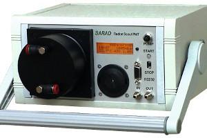 Radon Scout PMT – радиометр радона с камерами Лукаса