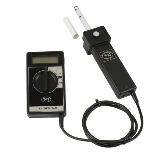 ТКА-ПКМ 43 люксметр и термогигрометр
