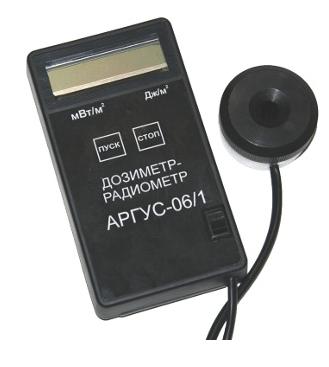 Аргус-06/1 – УФ радиометр-дозиметр