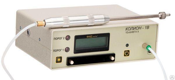 КОЛИОН-1В – Газоанализатор с поверкой