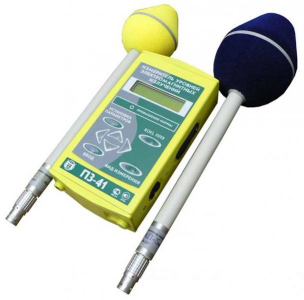 П3-41 прибор для СВЧ ЭМП