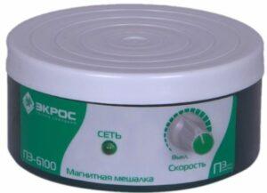 ПЭ-6100 - Магнитная мешалка