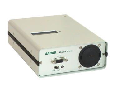 Radon Scout PLUS – Радиометр радона для долговременного мониторинга концентрации радона в помещениях