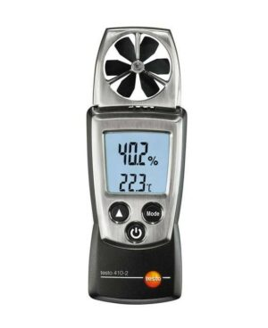 Тесто 410 - Термоанемометр, гигрометр