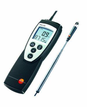Тесто 416 анемометр с поверкой