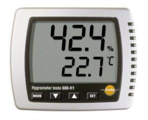 Тесто 608 термогигрометр с поверкой