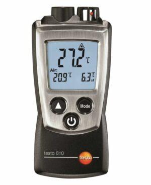 Тесто 810 - инфракрасный термометр