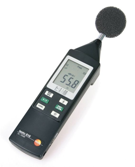 Тесто 815 - Шумомер бытовой