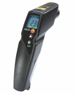 Тесто 830 инфракрасный термометр с поверкой