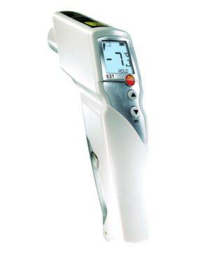 Тесто 831 инфракрасный термометр с поверкой