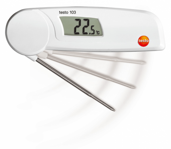Тесто 103 термометр контактный с поверкой