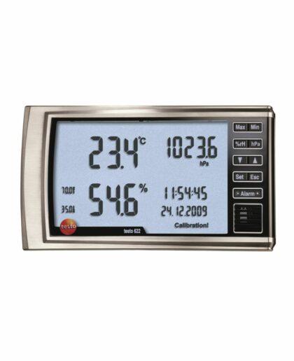 Тесто 622 термогигрометр и барометр