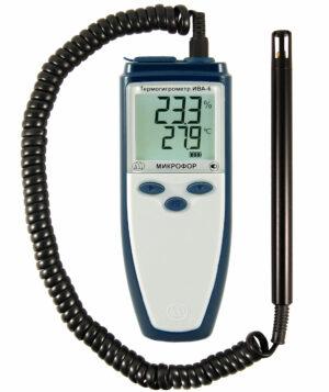 Ива-6 - Термогигрометр-барометр