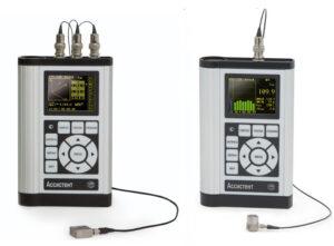АССИСТЕНТ V - Виброметр-анализатор спектра с первичной поверкой