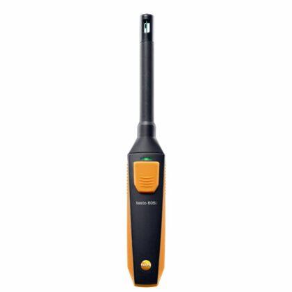 Тесто 605 i – зонд термогигрометр
