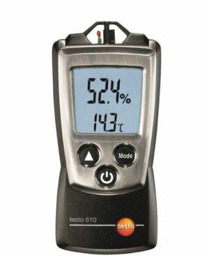 Тесто 610 - Тегмогигрометр с поверкой