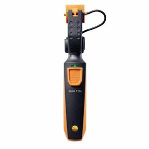 Тесто 115 i - Зажим термометр для труб