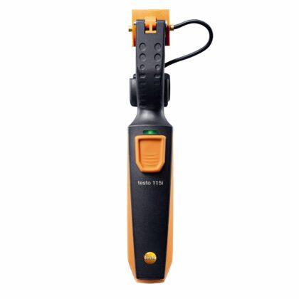 Тесто 115 i – Зажим термометр для труб