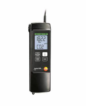 Тесто 535 - Анализатор СО2