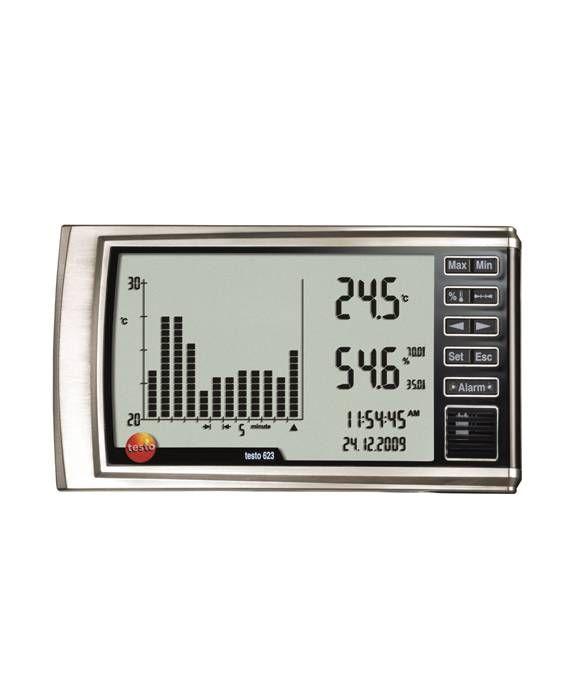 Тесто 623 термогигрометр