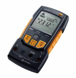 Тесто 760 - Мультиметр с поверкой