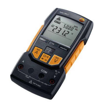 Тесто 760 – Мультиметр с поверкой